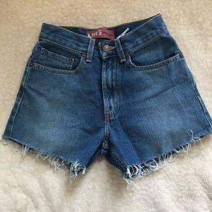 Levi's shorts 509